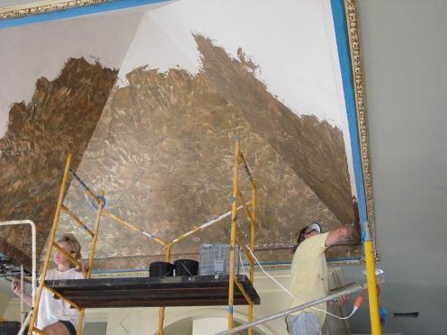 Pyramid Plaster