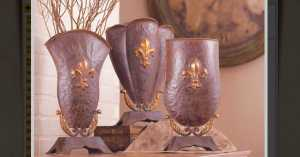 antiqued-fleur-de-lis-textured-vase-set_1236006437163