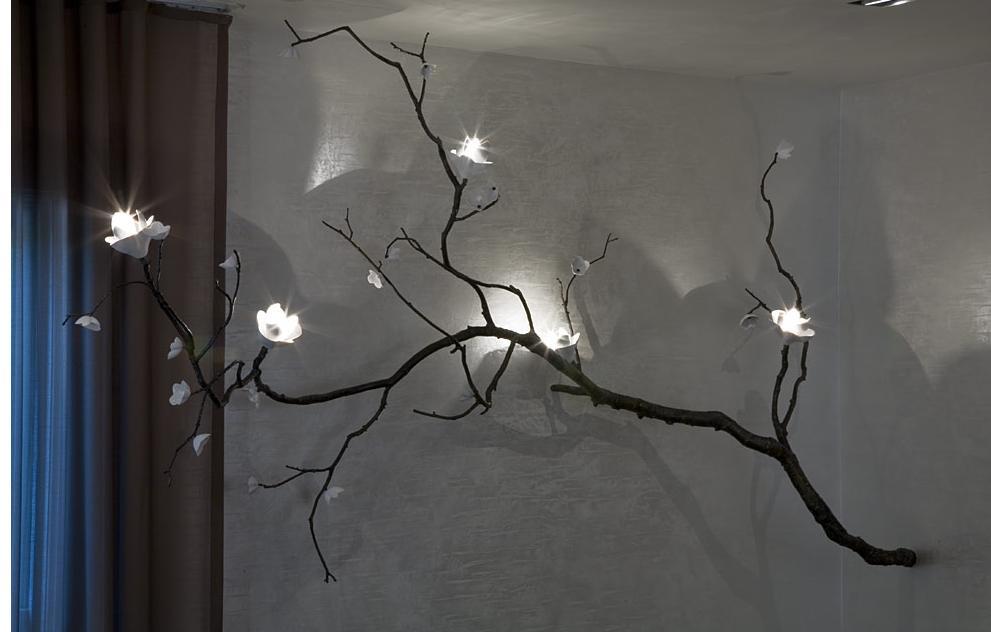 wall branch chandelier 1237216009221 - Wall branch chandelier