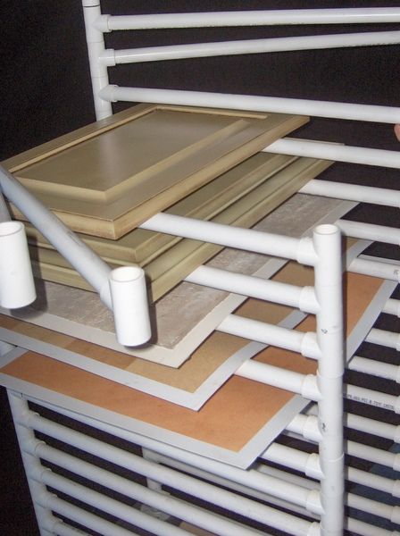 these drying racks are durable and lightweight they take up minimal space using only 3 14 sq ft of floor space they come in two sizes